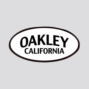 Oakley California Patches