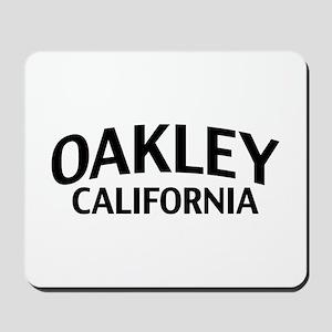 Oakley California Mousepad