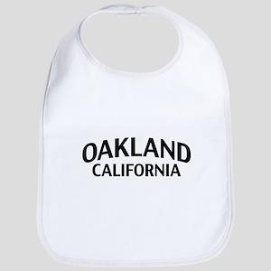 Oakland California Bib