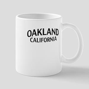 Oakland California Mug