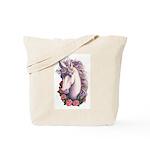 Unicorn Cameo Tote Bag