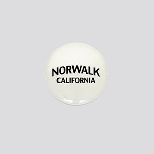 Norwalk California Mini Button