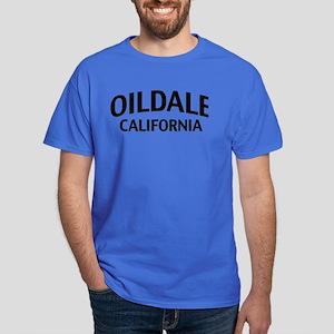 Oildale California Dark T-Shirt