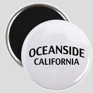 Oceanside California Magnet