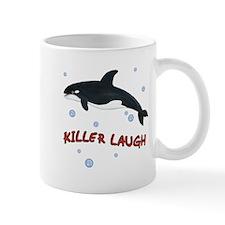 Orca Whale - Killer Laugh Mug