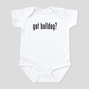 GOT BULLDOG Infant Bodysuit