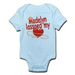 Madelyn Lassoed My Heart Infant Bodysuit