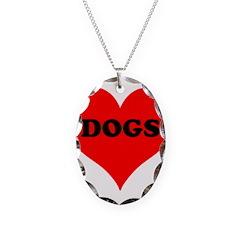 iLove Dogs Necklace