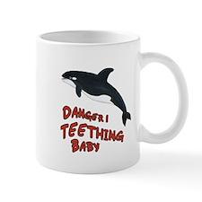 Whale - Teething Danger! Mug