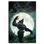 Howl of the Werewolf - Large Poster