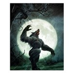 Howl of the Werewolf - Small Poster