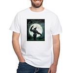Howl of the Werewolf - White T-Shirt