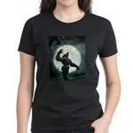 Howl of the Werewolf - Women's Dark T-Shirt