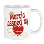 Marcia Lassoed My Heart Mug