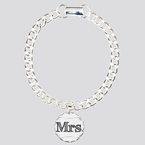 His & Hers Charm Bracelet, One Charm