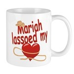 Mariah Lassoed My Heart Mug