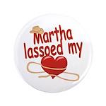 Martha Lassoed My Heart 3.5