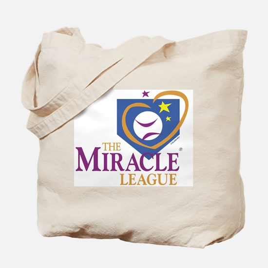 Miracle League Tote Bag