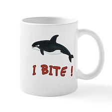 Whale - I Bite Mug