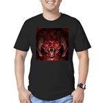 Legend of Zagor - Men's Fitted T-Shirt (dark)