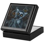 Pirate Lemur Keepsake Box