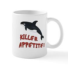 Orca Whale - Killer Appetite Mug