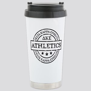 Delta Kappa Epsil 16 oz Stainless Steel Travel Mug