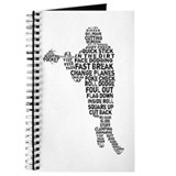 Lacrosse Journals & Spiral Notebooks