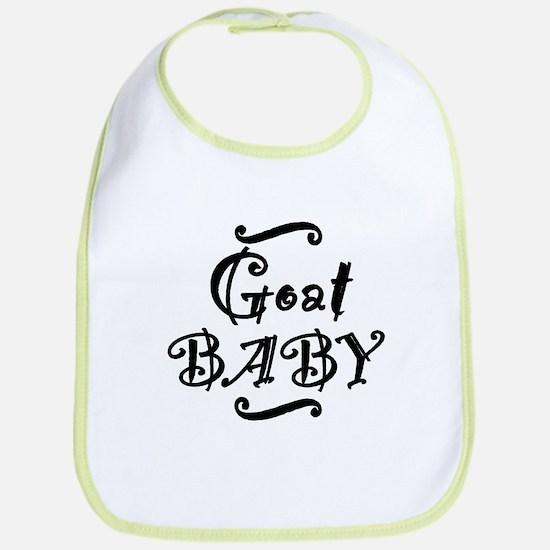 Goat BABY Bib