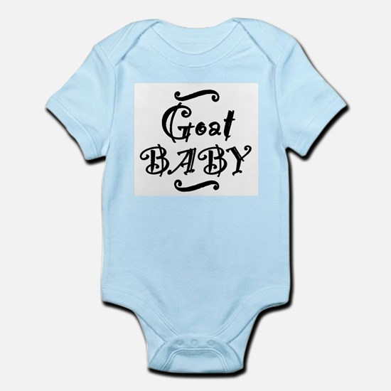 Goat BABY Infant Bodysuit