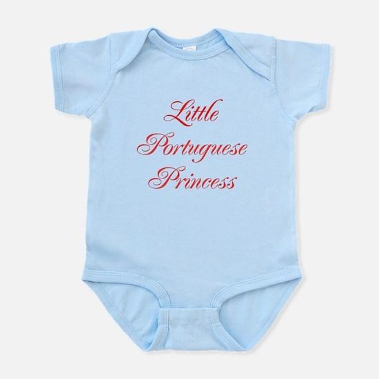 Little Portuguese Princess Infant Bodysuit