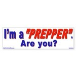 Prepper (Bumper Sticker 50 pk)