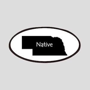 Nebraska Native Patches