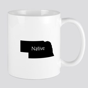 Nebraska Native Mug