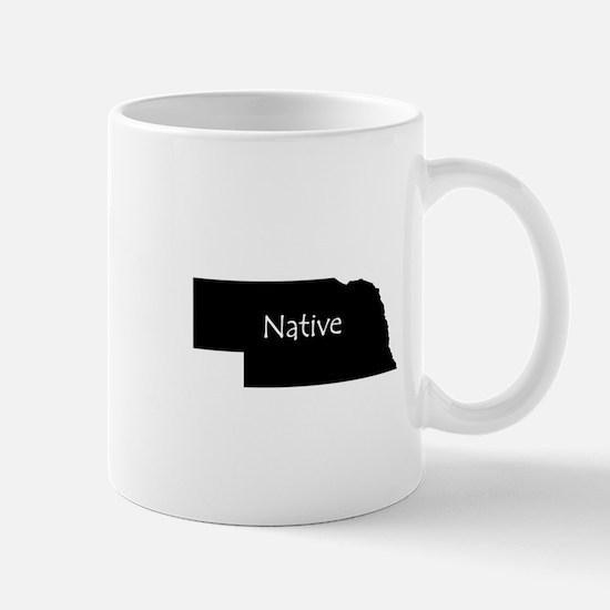 Nebraska Native Mug