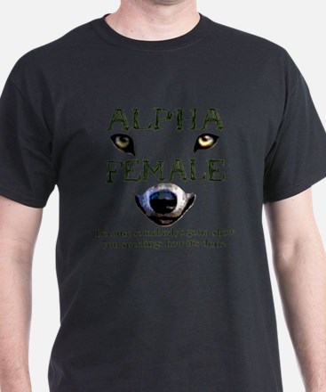 AlphaFemale T-Shirt