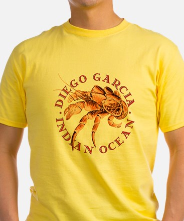 Red Coconut Crab T