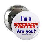 "Prepper 2.25"" Button (10 pack)"
