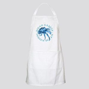 Blue Coconut Crab Apron