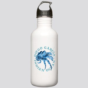 Blue Coconut Crab Stainless Water Bottle 1.0L