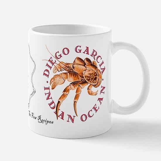Coconut Crab Mug