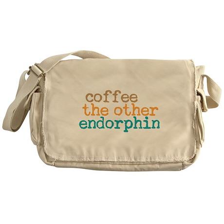 Coffee Endorphin Messenger Bag