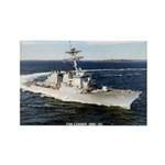 USS LABOON Rectangle Magnet