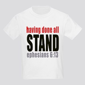 Stand without Border Kids Light T-Shirt