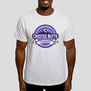 Crested Butte Violet Light T-Shirt