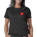 ORCheartLogoWords Women's Classic T-Shirt