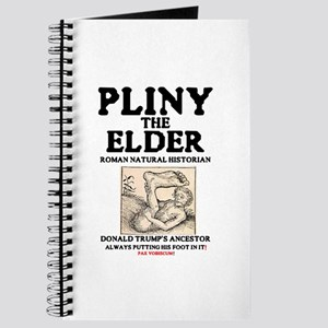 TRUMP - PLINY THE ELDER, ROMAN HISTORIAN - Journal