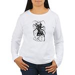 Spider Queen - Women's Long Sleeve T-Shirt