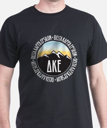 Delta Kappa Epsilon Sunset T-Shirt