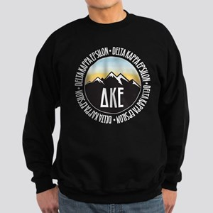 Delta Kappa Epsilon Sunset Sweatshirt (dark)